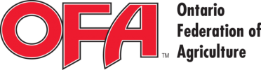 Ontario Federation of Agriculture (OFA) logo